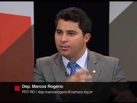 Dep. Marcos Rogério (PDT-RO) fala do programa Mais Médicos – Programa Palavra Aberta