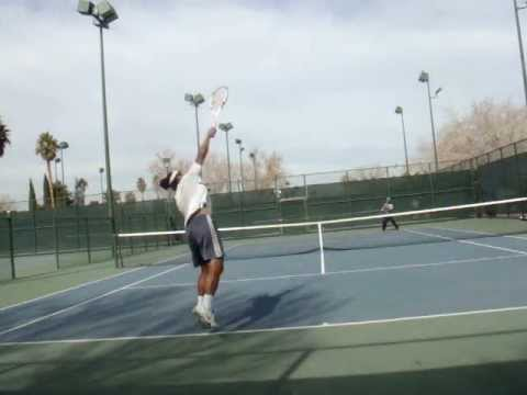 USTA Tennis Highlights Singles 2012 (ntrp?)