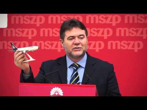 Az MSZP a Malév újraindítására szólított fel