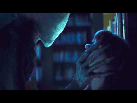 Slender Man (2018) - Slender Man In The Library Scene! - Movieclip HD