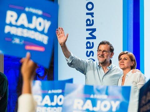 """Cospedal: """"Nos merecemos un Gobierno del que nos podamos fiar y que trabaje por el interés de los españoles"""""""