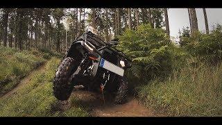 10. ATV forest trails & puddles - Sportsman/King Quad/BruteForce
