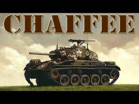 M24 - wynik: http://wotreplays.com/site/1561870#erlenberg-fragu-m24_chaffee Stary chaffee PCP: https://www.youtube.com/watch?v=Cj_32hXzhXs Zbieram punkty dla Was - Dogry: ...