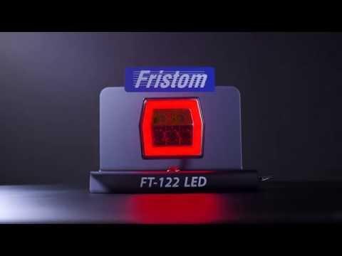 LED фонари на легковой прицеп