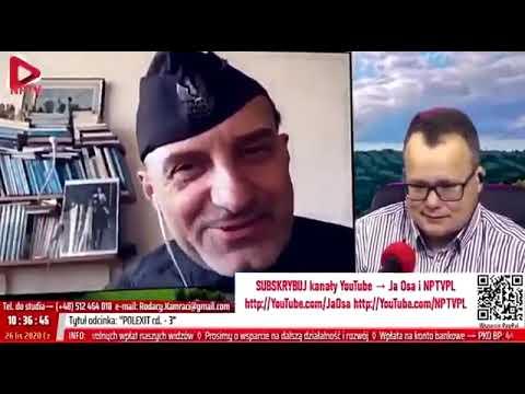 Aleksander Jabłonowski rechocze, że Marty Lempart by nie zgwałcili, za to Klaudię Jachirę – owszem.