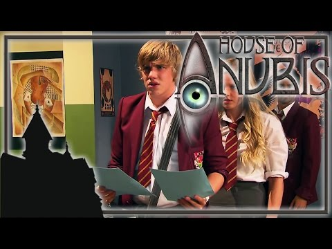 House of Anubis - Episode 14 - House of intruders - Сериал Обитель Анубиса