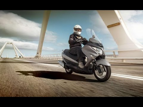 Vídeos de la Suzuki Burgman 125