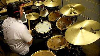 Come with Me - Puff Daddy (Led Zeppelin - Kashmir) Drum Cover