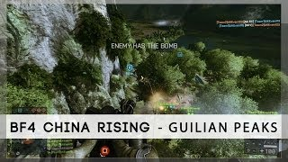 Guilin Peaks Map Gameplay