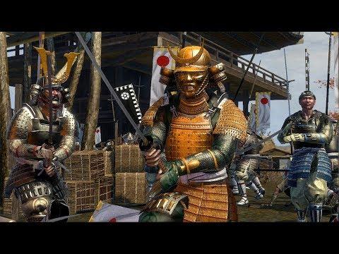 Total War: Shogun 2 - Choi chiến dịch quân Hoàng Đế