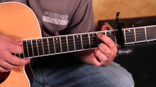 Jack Johnson - I Got You - How to Play on Acoustic Guitar  - Easy Songs Standard Tuning
