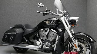 5. 2012  VICTORY  CROSS ROADS - National Powersports Distributors