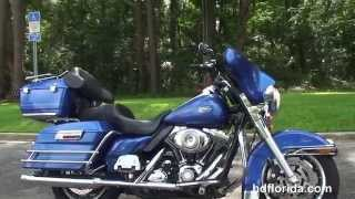 8. Used 2008 Harley Davidson Electra Glide Classic Motorcycles for sale  - Miami, FL