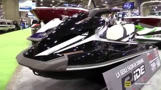 10. 2016 Yamaha VX Cruiser HO Jet Ski - Walkaround - 2016 Montreal Boat Show