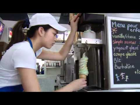 L'picerie - La crme glace molle