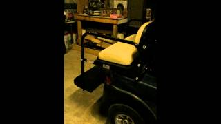 2. 2011 Club Car Precedent i2 48 volt