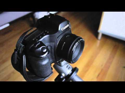 Sigma 50mm f/1.4 EX DG HSM AF Speed Test