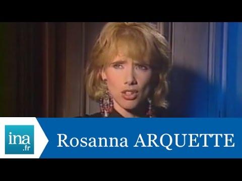 Rosanna Arquette répond à Rosanna Arquette (Part 2) - Archive INA