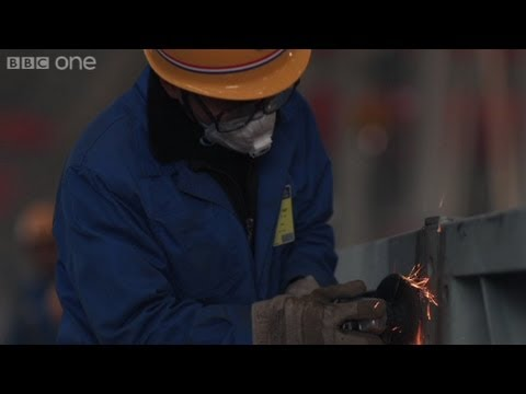 30-Storey building constructed in under 3 weeks? – Supersized Earth: Flatpack Future – BBC One
