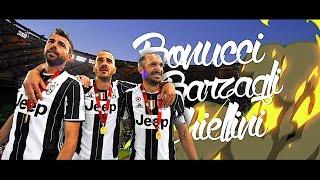Video Bonucci Barzagli Chiellini • BBC 16/17 • AMAZING Defence MP3, 3GP, MP4, WEBM, AVI, FLV Mei 2017