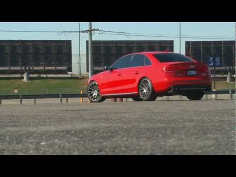 Video STaSIS Audi S4 - First Test