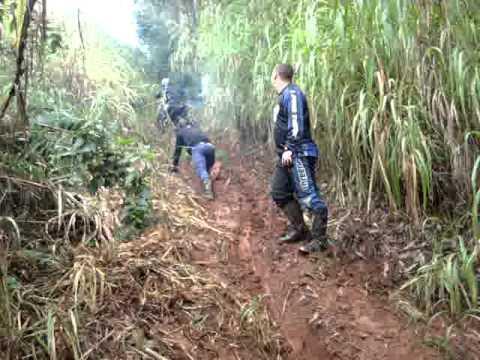 trilha em Tabai