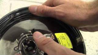9. BMW R1150 R HID Xenon Installation