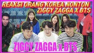 Video [Heboh!!]REAKSI ORANG KOREA NONTON ZIGGY ZAGGA x BTS-GEN HALILINTAR!!지기자가 & 방탄소년단 커버영상 보기!! MP3, 3GP, MP4, WEBM, AVI, FLV Mei 2019