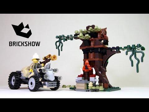 Vidéo LEGO Monster Fighters 9463 : Le loup-garou