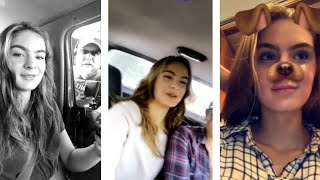 Brighton Sharbino during the new series recordingHelp with content translation: http://bit.ly/2pbnSFtFollow me:Instagram: www.instagram.com/snapp_bossSnapchat: snapp-bossFacebook:  http://bit.ly/2bTW3rr