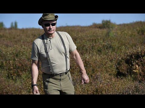 Βλαντιμίρ Πούτιν: Απόδραση στην Σιβηρία