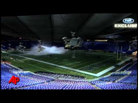 Snow Causes Metrodome Roof Collapse