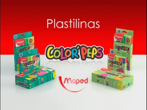 Maped Plastilinas Color Peps