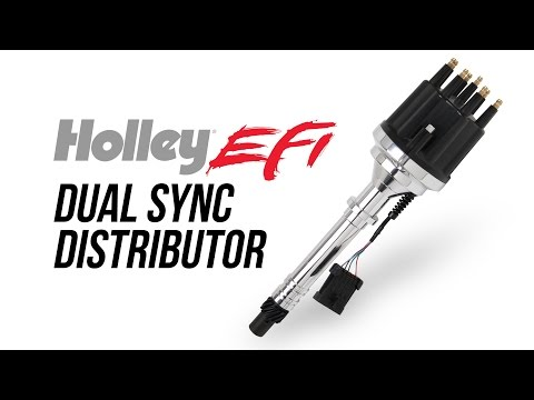 Holley EFI Dual Sync Distributor