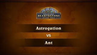 Astrogation vs Ant, game 1