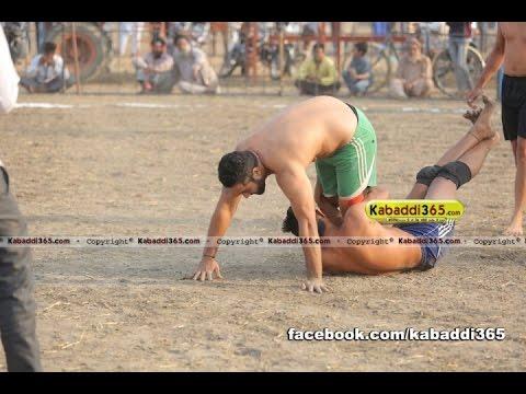 Sill (Mohali) Kabaddi Tournament 26 Nov 2016