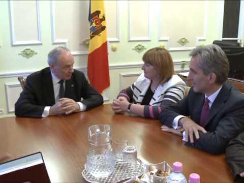 Nicolae Timofti a purtat consultări cu reprezentanții PLDM
