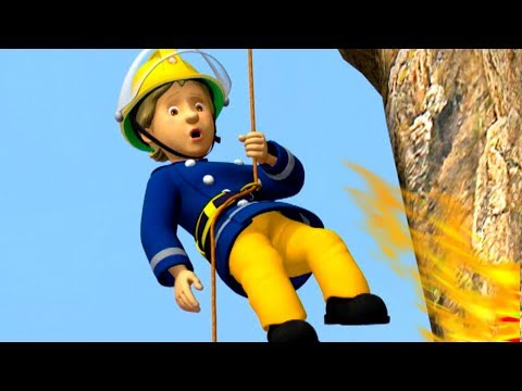 Fireman Sam New Episodes | Penny the undercover Fightfire - 1 HOUR Season 10 | Videos For Kids
