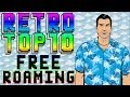 RetroTop10 - Top 10 Free Roaming