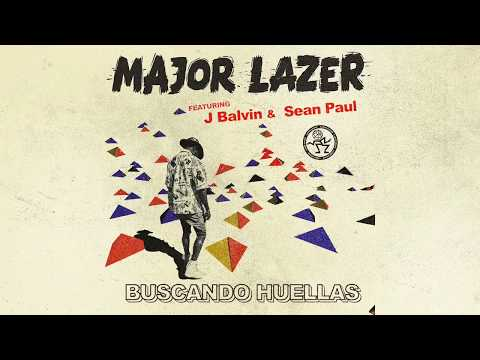 Major Lazer   Buscando Huellas feat  J Balvin & Sean Paul (Video Official)