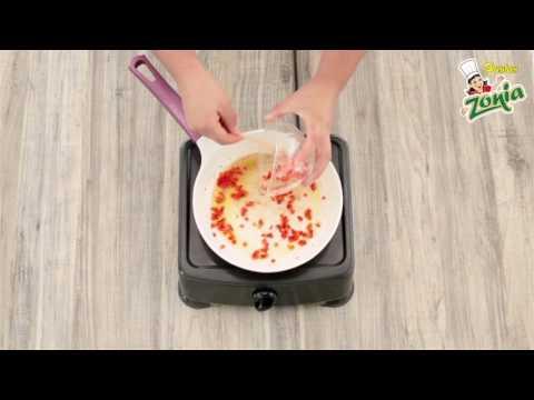 Delicioso toque BBQ para tus Spaghettis | PASTAS ZONIA