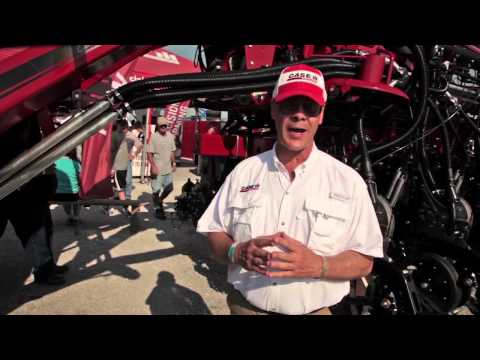 0 Utilize More Resources with Case IH Twin Row Planters