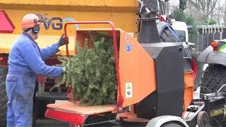 Kerstboominzameling 2021