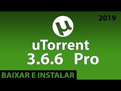 Utorrent Pro 3.6.6