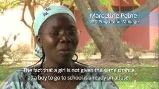 Unlocking women's potential is key to development in many countries. This video looks at efforts in Cameroon, featuring 'national...