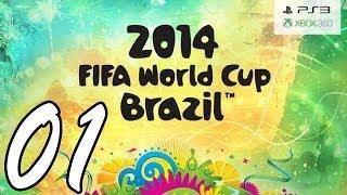 Video Let's Play FIFA WM 2014 Gameplay German Deutsch Part 1 - Deutschland vs. Portugal (Gruppenphase) MP3, 3GP, MP4, WEBM, AVI, FLV Desember 2017