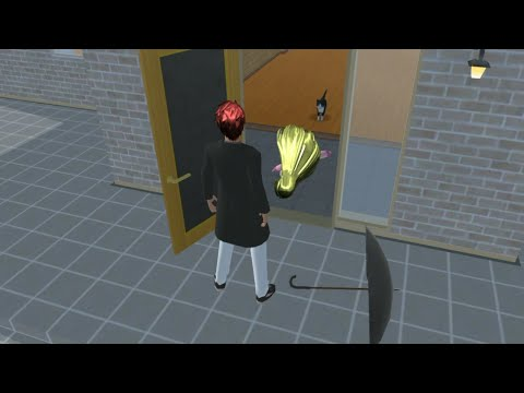 The Mama's Boy is a Playboy [PART 3: Sick] (SAKURA School Simulator Love Story)