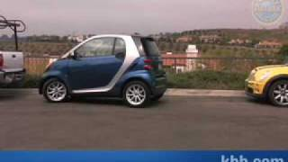 Smart ForTwo Video Review - Kelley Blue Book