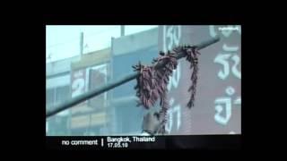 No Comment Bangkok Thaïland 17 Mai 2010