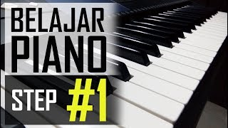 Video Belajar Piano #1 - Teknik Dasar Mengiring Lagu | Pemula MP3, 3GP, MP4, WEBM, AVI, FLV Desember 2018